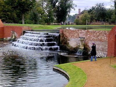 Bushy  Park  Water  Gardens