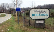Byrdstown Tennessee Entrance