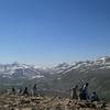 Babusar Pass Looking South