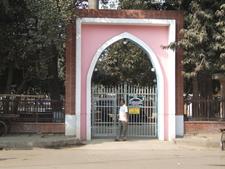 Bahadur Shah Park Entrance