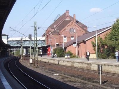 Station Hamburg-Harburg
