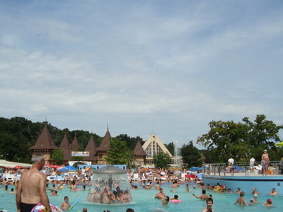 The Thermal Water Swimming Resorts