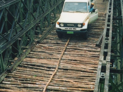 Bailey Bridge Basankusu