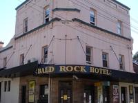 Rock Hotel careca