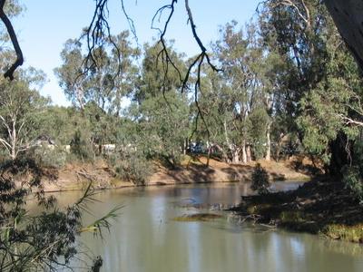 Balranald Murrumbidgee River