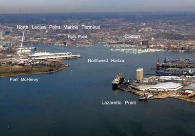 Helen Delich Bentley Port Of Baltimore