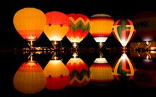 Baluminaria Balloon Glow