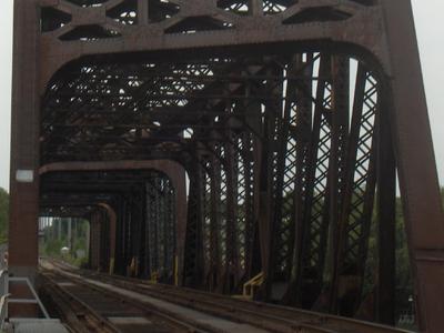Bampo Railroad Bridge
