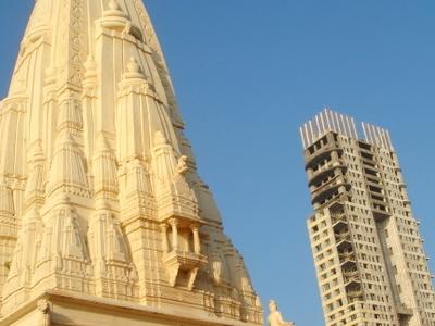Banganga Temple Shikhara