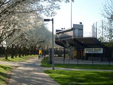 Outside Of Duane Banks Field