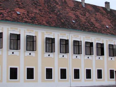 Banski Dvori Building