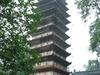 The Tang Dynasty Pagoda