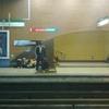 Baquedano Metro Station
