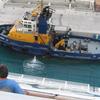 Tugboat Pelican II In Barbados