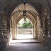 Walkway Under Barbelin Hall