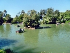Lake Parc De La Ciutadella