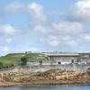Bare Island Fortification Facing South-east