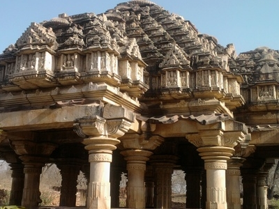 Baroli  Temple  Complex Two