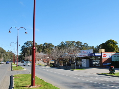 Barooga Main Street