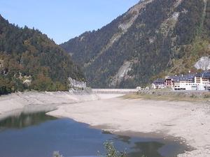 Lac de FABREGAT
