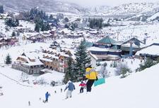 Cerro Catedral In Winter