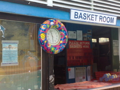 Basket Room