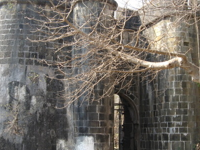 Bassein Fort Entrance