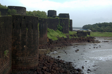 Bastions Of Vijaydurg