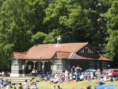 Bath Recreation Ground Pavilion