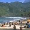 Beach Choroni Venezuela