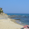 Beach In The Eleftheres Municipality