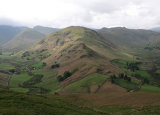Beda Fell From Hallin Fell