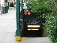 Bedford Park Boulevard IND Concourse Line Station