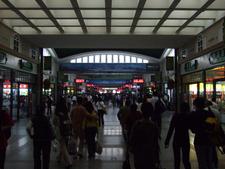 Beijing Railway Station Inside