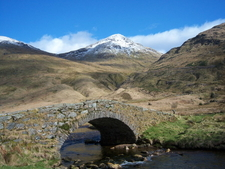 Beinn Ime From The Butterbridge