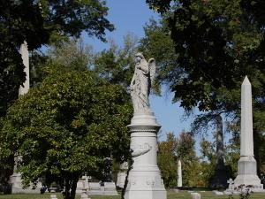 Bellefontaine Calvario y Cementerios