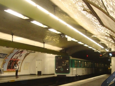 Line 11 Platforms