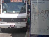 Bell Street Bus Station