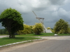 Belmopan Center Monument