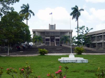 Belmopan Parliament House