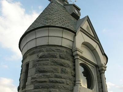 Belvedere  Castle  Corner  Tower  2 1 7 6px