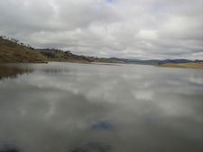 The Reservoir Impounded By Ben Chifley Dam