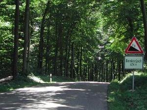 Benkerjoch Pass