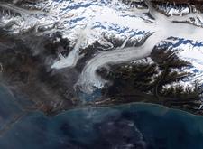 Bering Glacier