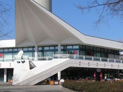 Berlin Fernsehturm Pavillon
