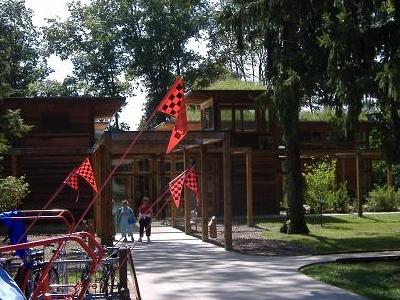 Bernheim  Visitor  Center