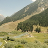 Betaab Valley From Top