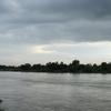 Bhagirathi River Behind Hazarduari Palace Murshidabad