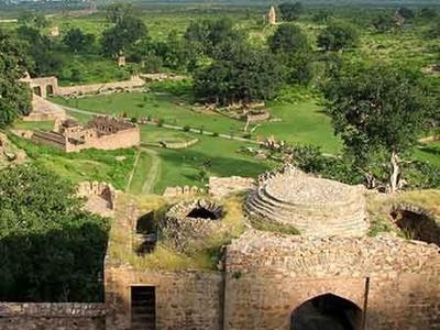 Bhangarh India