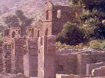 Bhangarh Ruins Haunted